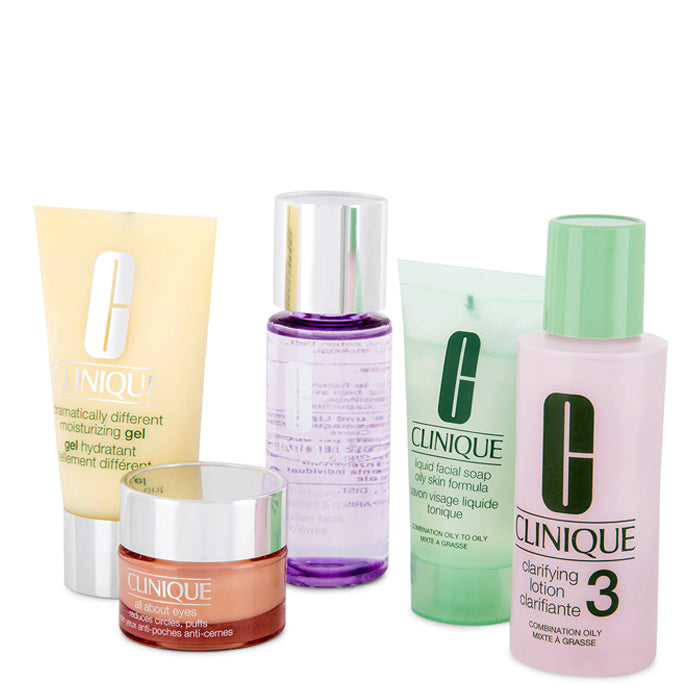 Daily Essentials Kit - Combination To Oily Skin