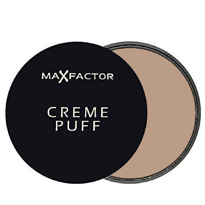 Max Factor Creme Puff - # 41 Medium Beige 21g | Beauty Wellbeing cosmetics discount store