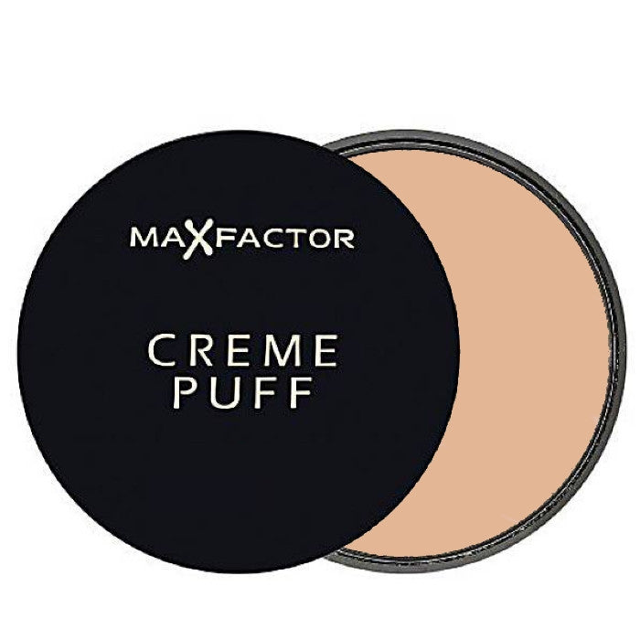 Max Factor Creme Puff - # 42 Deep Beige 21g / Foundation | Beauty Wellbeing