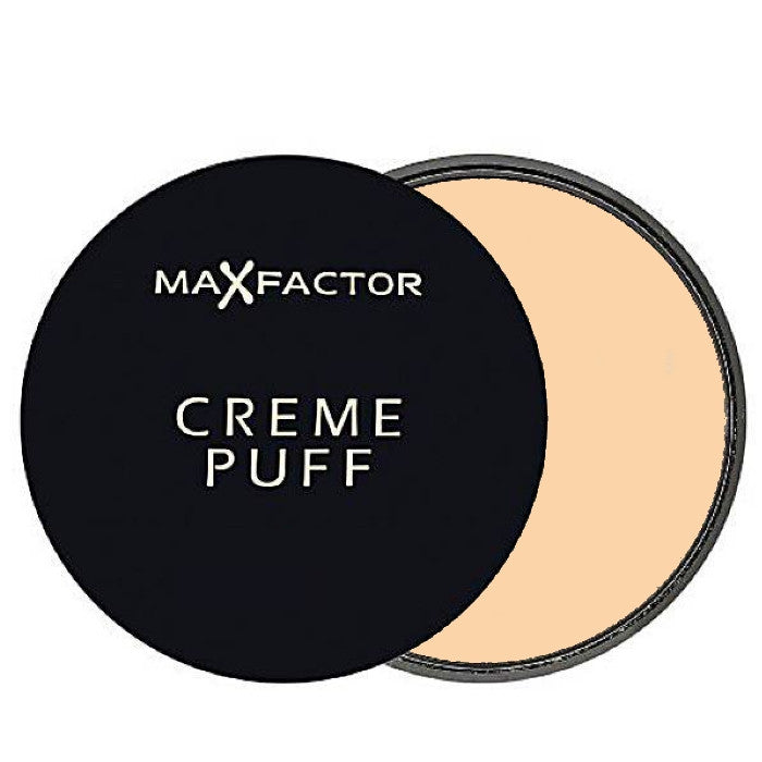 Max Factor Creme Puff - # 55 Candle Glow 21g / Foundation | Beauty Wellbeing