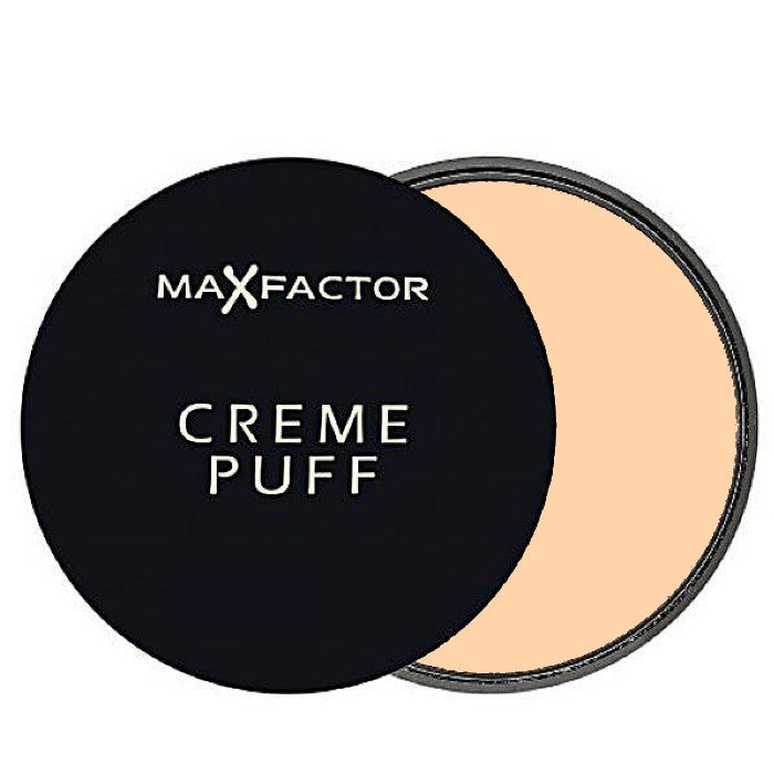 Max Factor Creme Puff - # 85 Light N Gay 21g / Foundation | Beauty Wellbeing