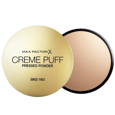 Max Factor Creme Puff - # 53 Tempting Touch 21g / Foundation | Beauty Wellbeing