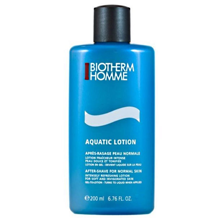Biotherm Homme Aquatic After Shave Lotion (Normal Skin) / After Shave Lotion | Beauty Wellbeing
