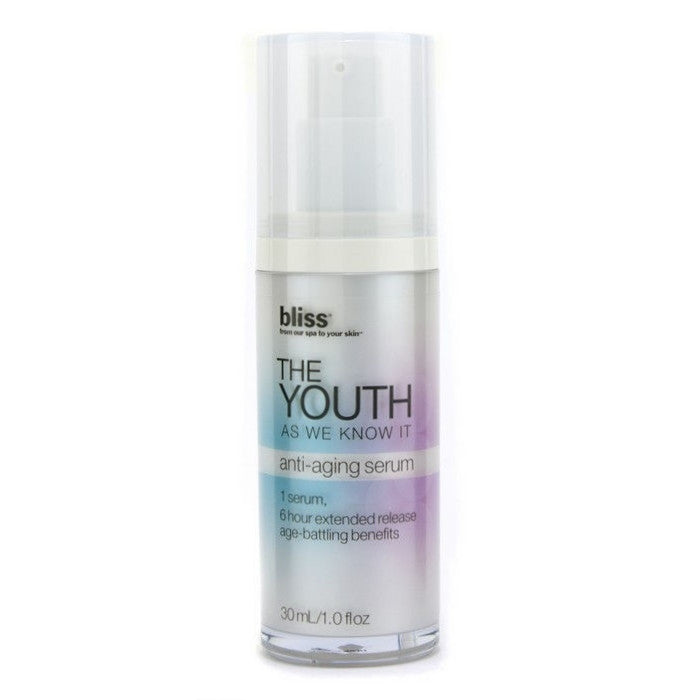 Bliss The Youth As We Know It Anti-Aging Serum 30ml/1oz / Serum | Beauty Wellbeing