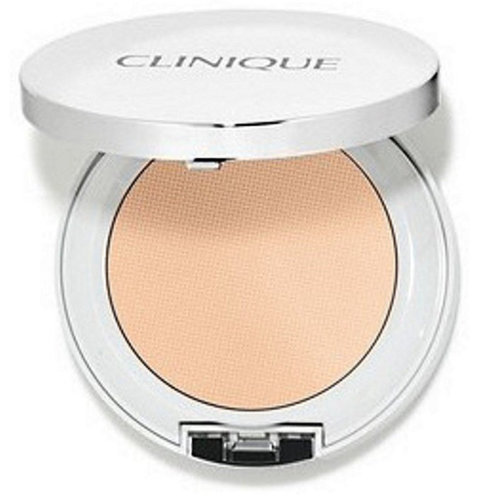 Clinique Beyond Perfecting Powder Foundation #7 Cream Chamois (VF-G)-Dry Comb. To Oily / Powder Foundation + Concealer | Beauty Wellbeing