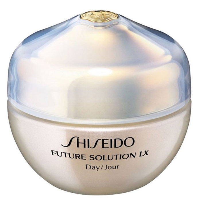 Shiseido Future Solution LX Total Protective Cream SPF 18 / Cream | Beauty Wellbeing