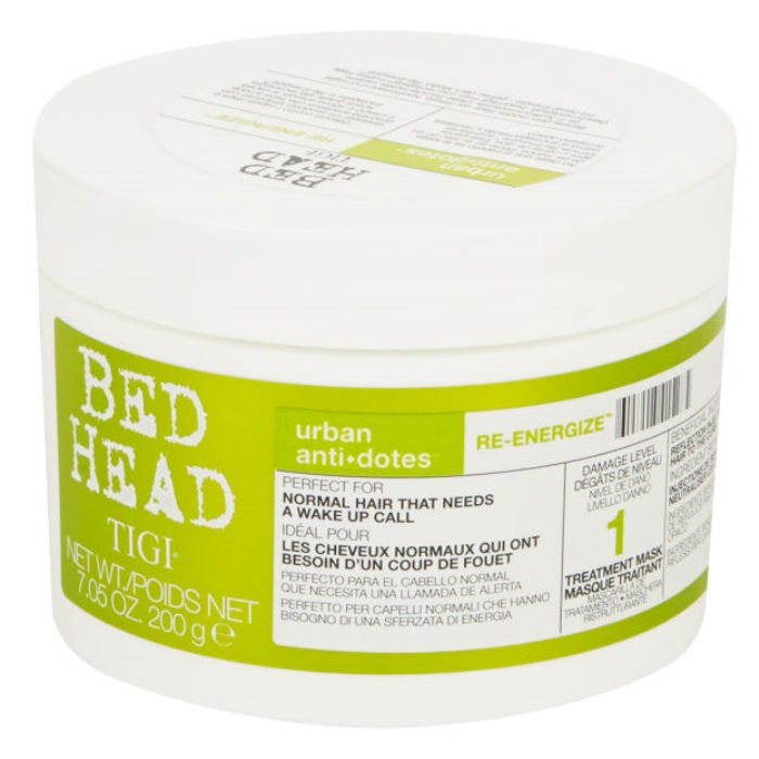 TIGI Bed Head Urban Antidotes Re-Energize Treatment Mask / Mask | Beauty Wellbeing