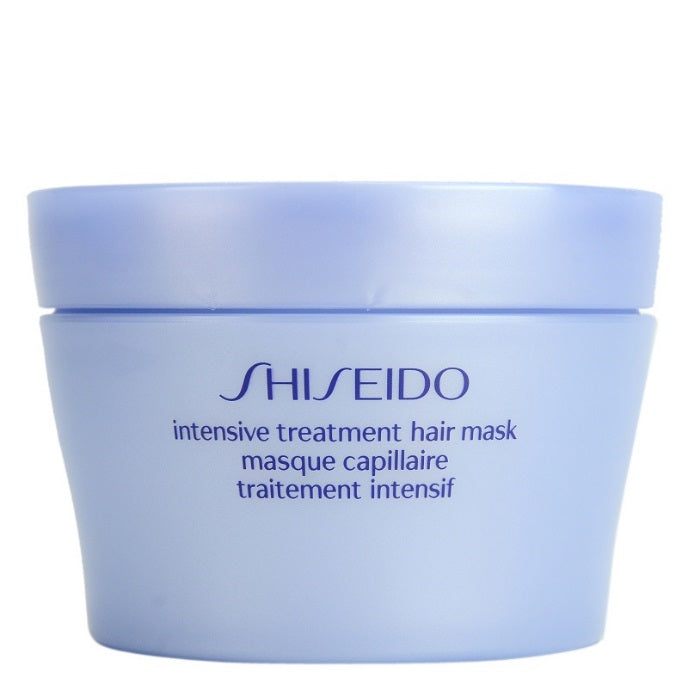 Shiseido Intensive Treatment Hair Mask / Hair Mask | Beauty Wellbeing