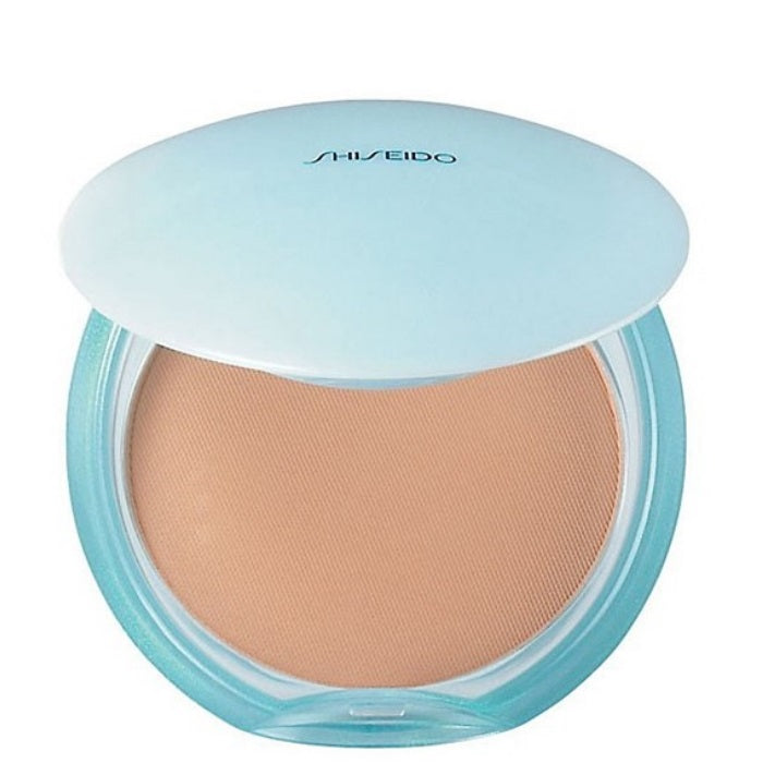 Shiseido Pureness Matifying Compact Oil-Free SPF 16 (Refill) - 50 Deep Ivory / Foundation | Beauty Wellbeing