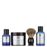 The 4 Elements of The Perfect Shave Full-Size Kit - Ocean Kelp