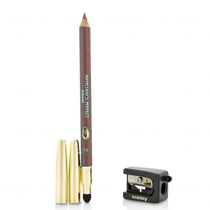 Sisley Phyto Levres Perfect Lipliner With Lip Brush & Sharpener - # 06 Chocolat / Lipliner | Beauty Wellbeing