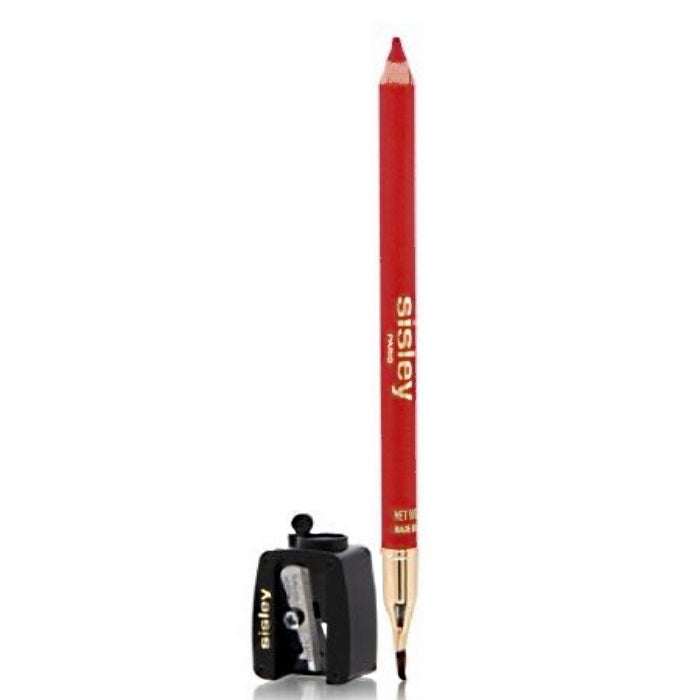 Sisley Phyto Levres Perfect Lip Liner With Lip Brush & Sharpener - Burgundy / Lipliner | Beauty Wellbeing