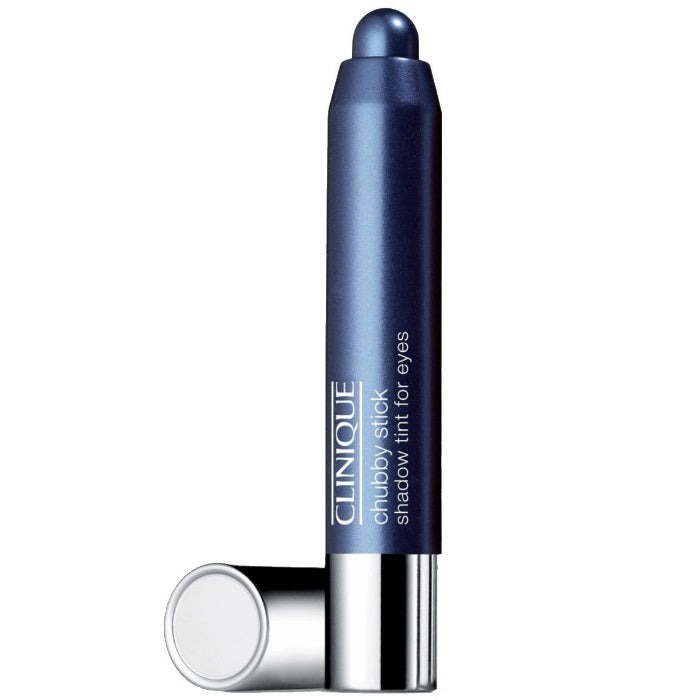 Clinique Chubby Stick Shadow Tint For Eyes - # 10 Big Blue / Eye Shadow | Beauty Wellbeing