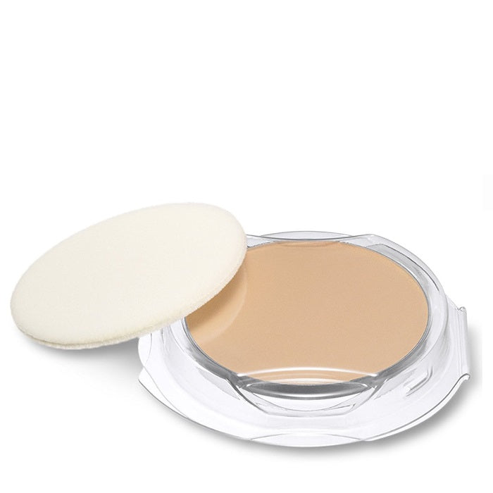 Shiseido Sheer and Perfect Compact (Refill) SPF 21 - # I60 Natural Deep Ivory / Compact | Beauty Wellbeing