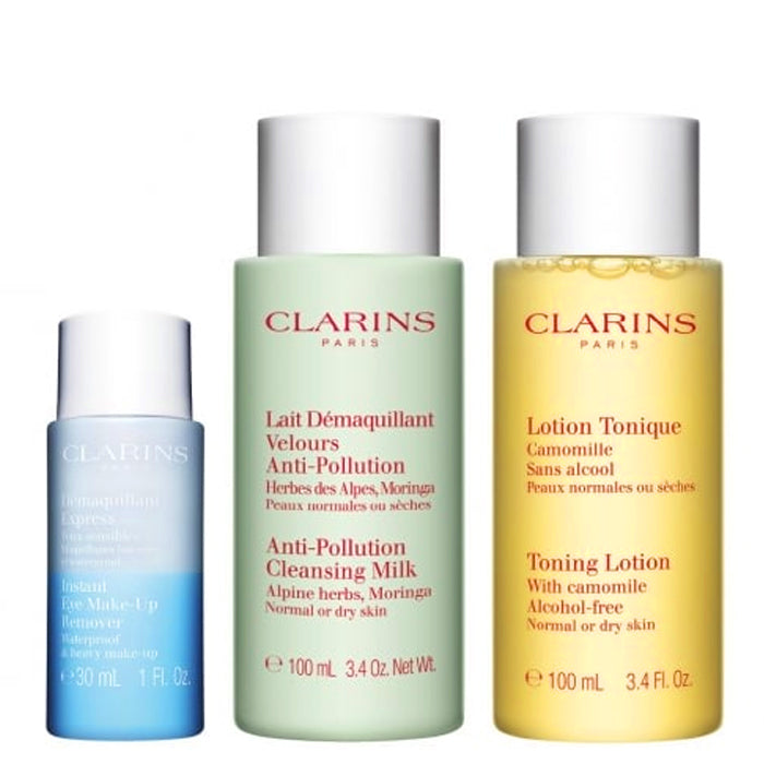 Cleansing Essentials Face and Eyes Set