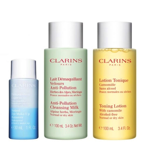 Anti-Pollution Cleansing Milk with Alpine Herbs