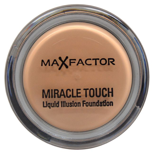 Max Factor Miracle Touch Liquid Illusion Foundation - # 85 Caramel 11.5g / Foundation | Beauty Wellbeing