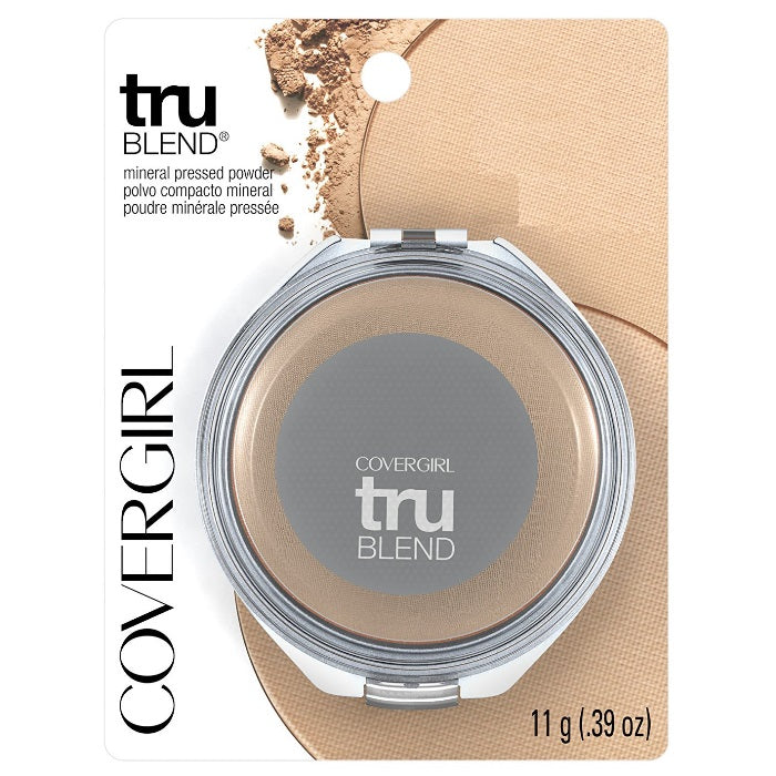 CoverGirl TruBlend Pressed Powder - # 4 Translucent Medium / Powder | Beauty Wellbeing