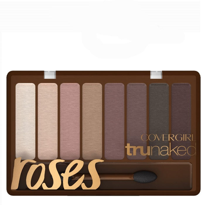 CoverGirl Trunaked Eye Shadow Palette - # 815 Roses / Eye Shadow | Beauty Wellbeing