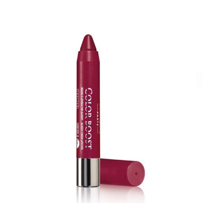 Bourjois Color Boost Lip Crayon SPF 15 Waterproof - # 05 Red Island / Lipstick | Beauty Wellbeing