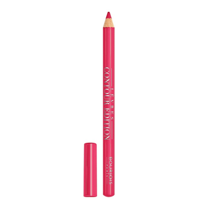 Bourjois Contour Edition Lip Liner - # 03 Alerte Rose / Lip Liner | Beauty Wellbeing
