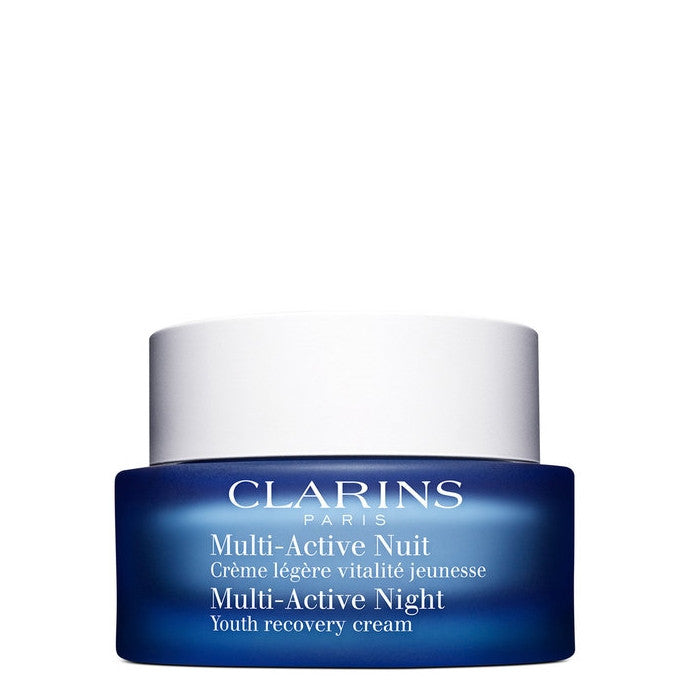 Clarins Multi-Active Night Youth Recovery Comfort Cream (Normal to Combination Skin) 50ml/1.7oz / Cream | Beauty Wellbeing