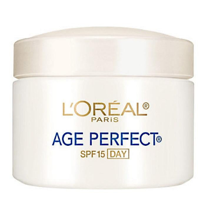 Age Perfect Anti-Sagging & Ultra Hydrating Day Cream SPF 15 l'oreal professional