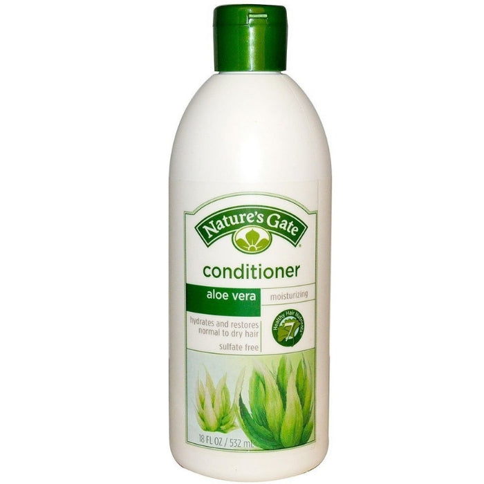 Aloe Vera Moisturizing Conditioner For Normal To Dry Hair