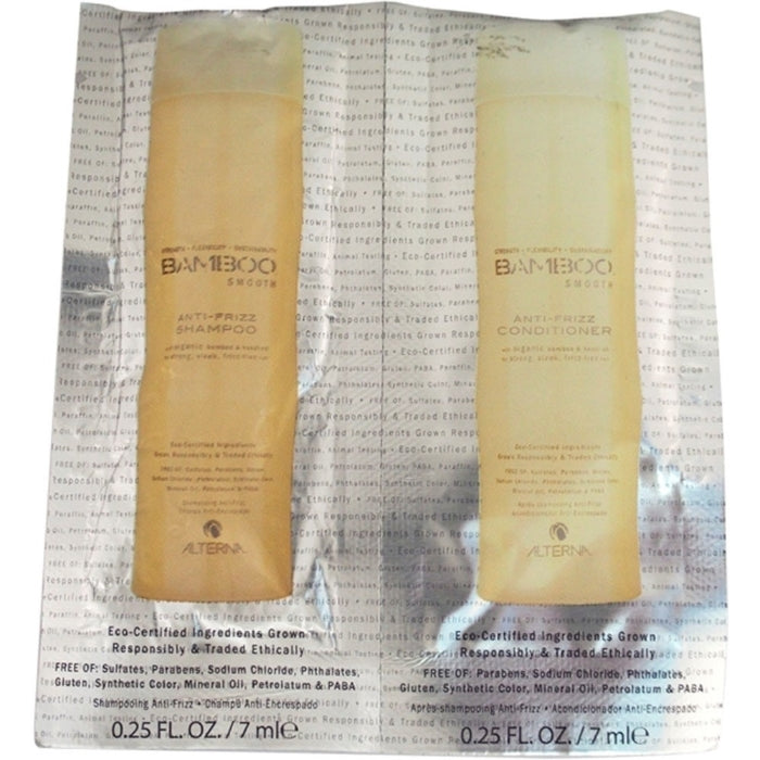 Bamboo Smooth Anti-Frizz Duo | Beauty Wellbeing