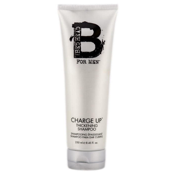 Bed Head B For Men Charge Up Thickening Shampoo 8.45 oz