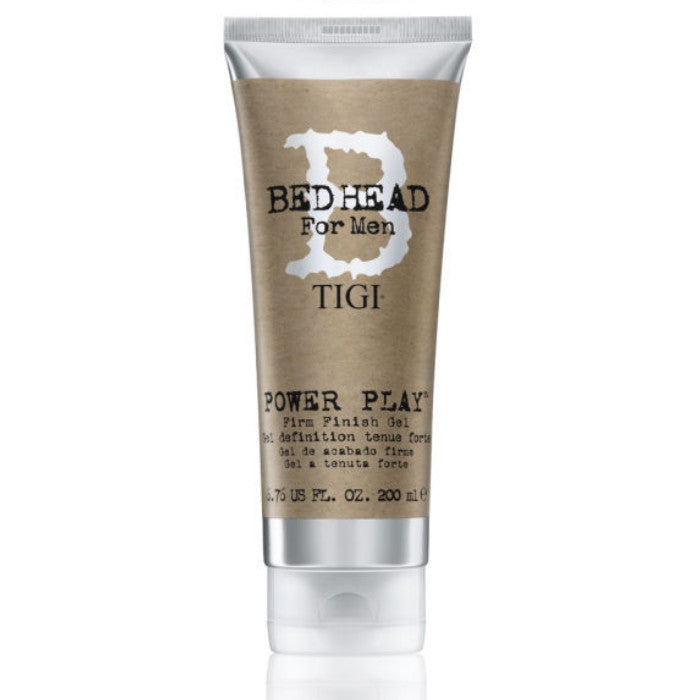 Bed Head B For Men Power Play Firm Finish Gel