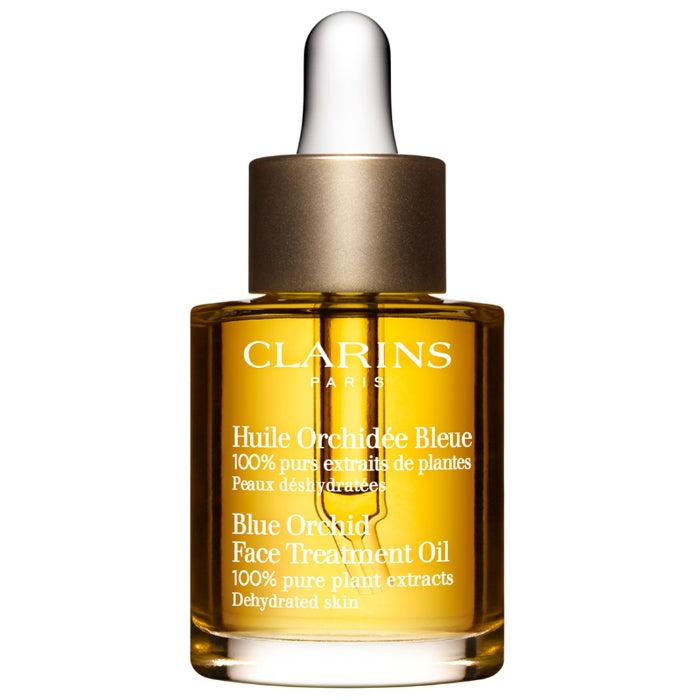 Clarins Blue Orchid Face Treatment Oil | Beauty Wellbeing