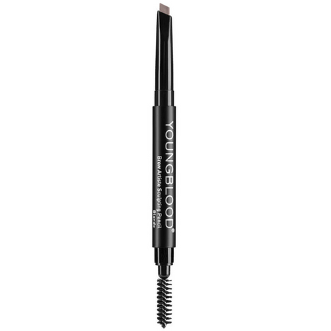 Phyto Sourcils Perfect Eyebrow Pencil With Brush & Sharpener - # 03 Brun