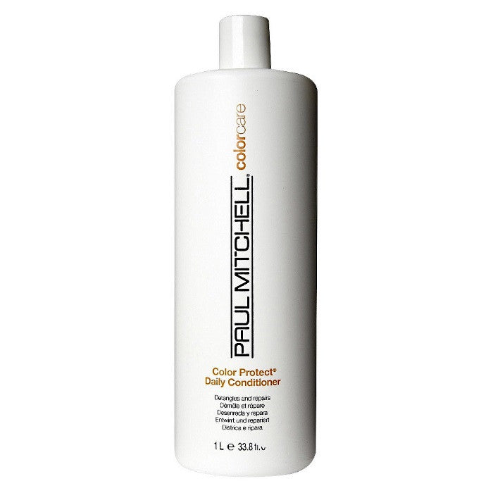 Paul Mitchell Color Protect Daily Conditioner 33.8oz / Conditioner | Beauty Wellbeing