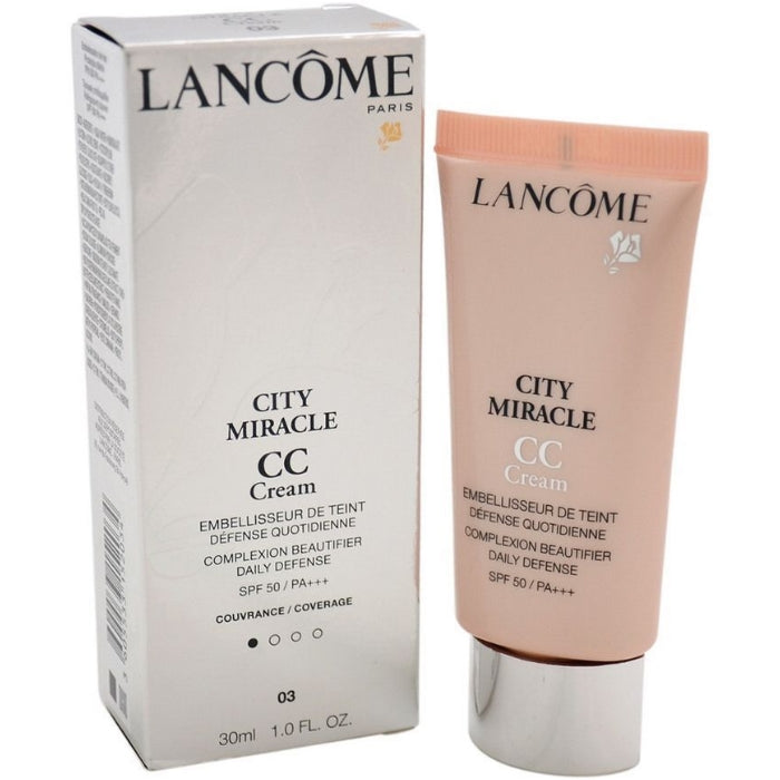 City Miracle CC Cream SPF 50 - # 03 Beige Aurore | Beauty Wellbeing