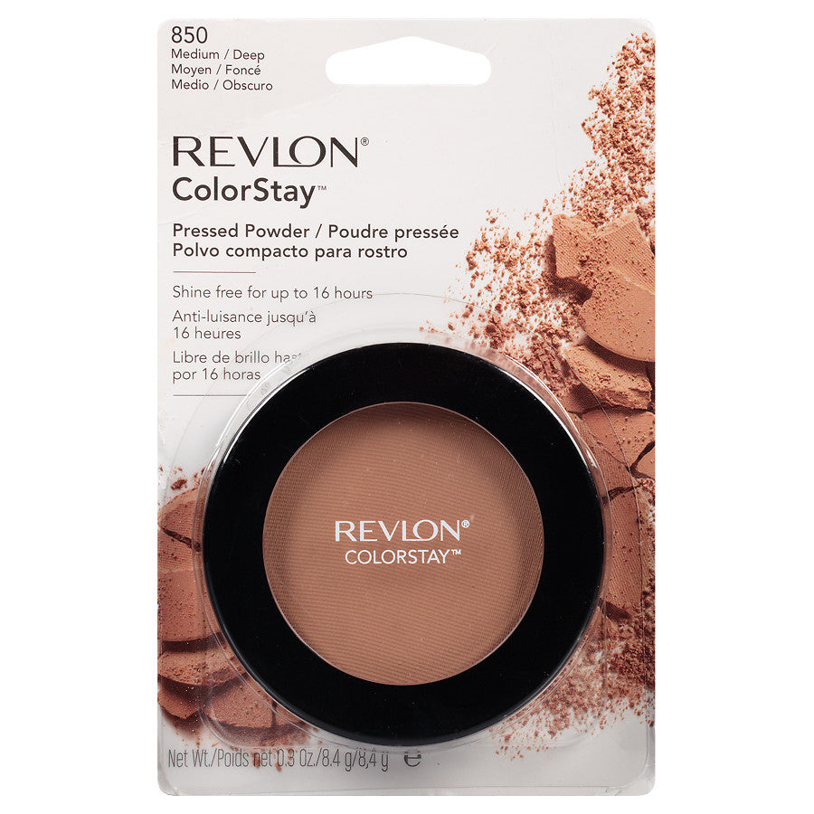 Revlon ColorStay Pressed Powder - # 850 Medium/Deep | Beauty Wellbeing