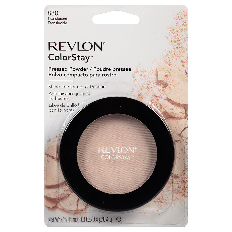 Revlon ColorStay Pressed Powder - # 880 Translucent | Beauty Wellbeing