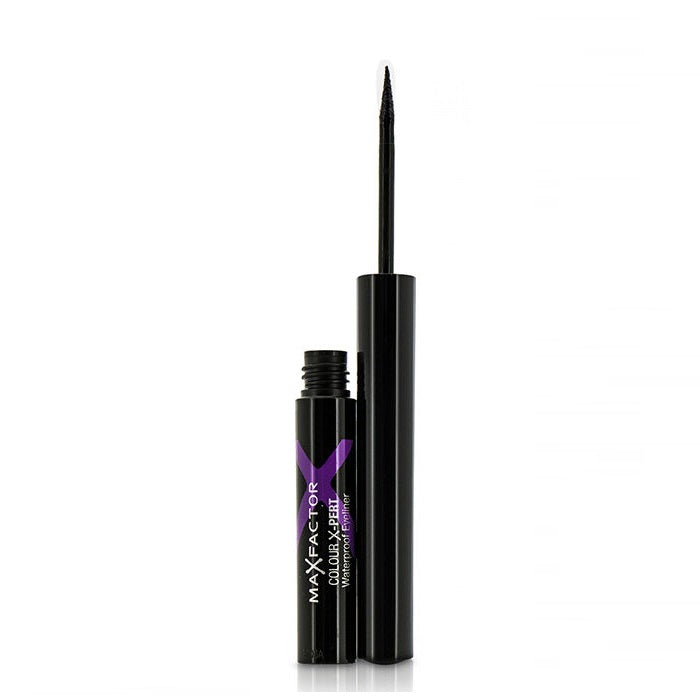 Max Factor Colour X-Pert Waterproof Eyeliner - # 01 Deep Black / Eyeliner | Beauty Wellbeing