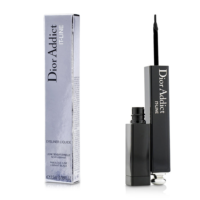 Dior Addict It-Line Eyeliner Liquide - # 099 It-Black | Beauty Wellbeing