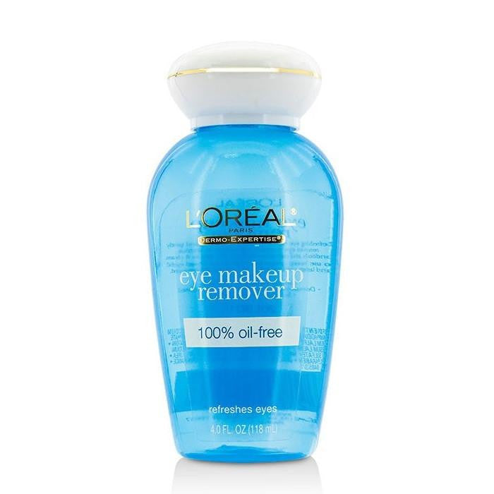 L'Oreal Paris Dermo-Expertise Eye Makeup Remover Expertise Refresh / Makeup Remover | Beauty Wellbeing