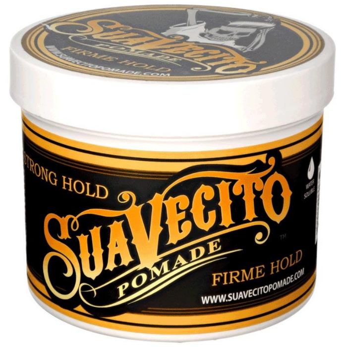 Firme Strong Hold Pomade | Beauty Wellbeing