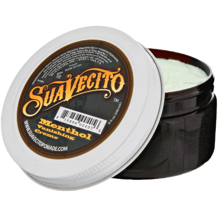 Suavecito Pomade Menthol Vanishing Creme | Beauty Wellbeing