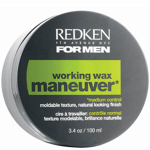 Rock Hard Styling Wax