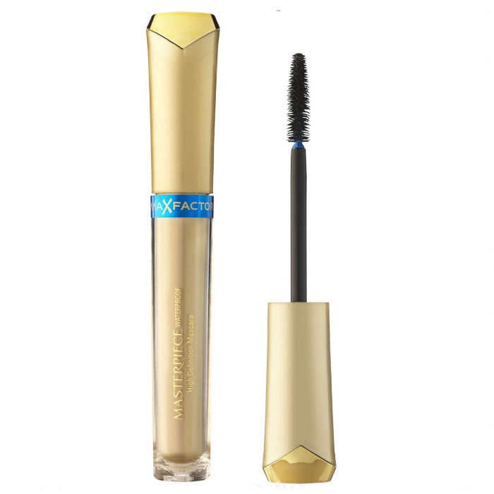 Max Factor Masterpiece Waterproof High Definition Mascara - Black Brow / Mascara | Beauty Wellbeing