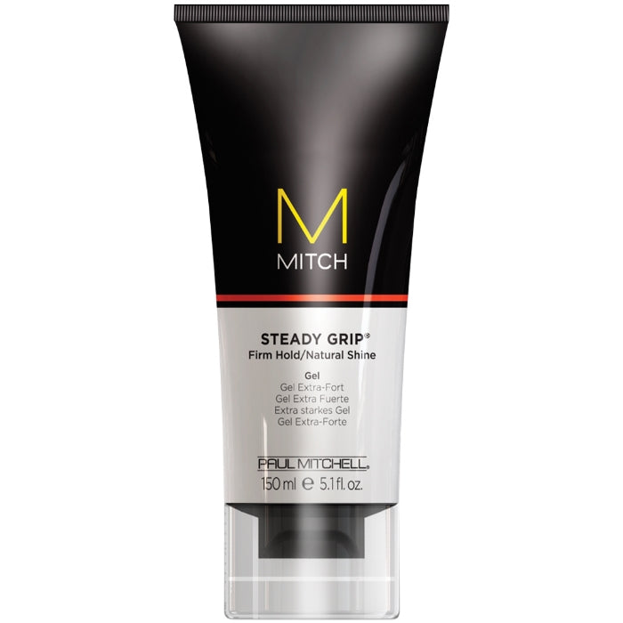 Mitch Steady Grip Firm Hold/Natural Shine Gel 2.5oz | Beauty Wellbeing