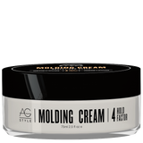 AG Hair Cosmetics Molding Cream Sculpt And Style | Beauty Wellbeing