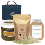 Moroccan Bath & Shower Set - Argan