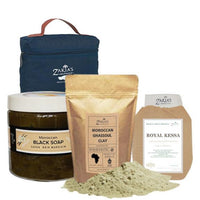 Supersize Hammam Spa & Bath Set - Eucalyptus