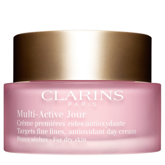 Clarins Multi-Active Day Cream - Dry Skin | Beauty Wellbeing