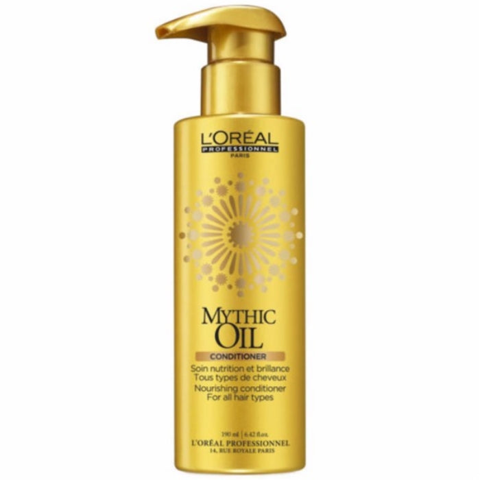 L'Oreal Professional Mythic Oil Nourishing Conditioner | Beauty Wellbeing